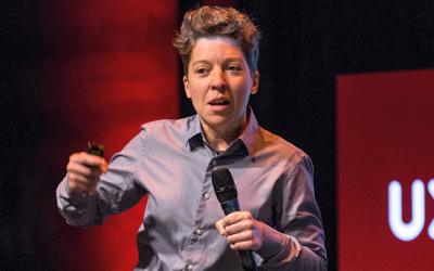 Meet our latest speaker: Shelley Bernstein
