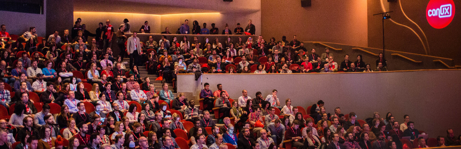 The Audience Has Spoken: CanUX 2016 Statistics