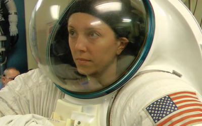 NASA's Lindsay Aitchison will debut at CanUX in 2017