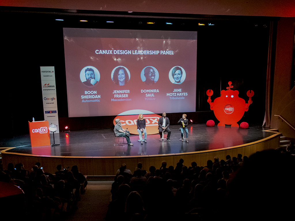 CanUX 2019  10th edition | Canada's Premier UX Event, eh?